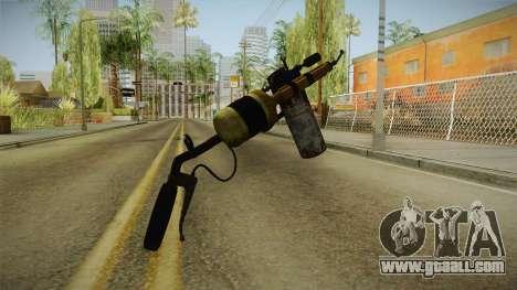 Resident Evil 7 - Burner for GTA San Andreas second screenshot