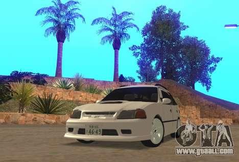 Toyota Caldina for GTA San Andreas