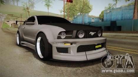 Ford Mustang Rocket JDM for GTA San Andreas