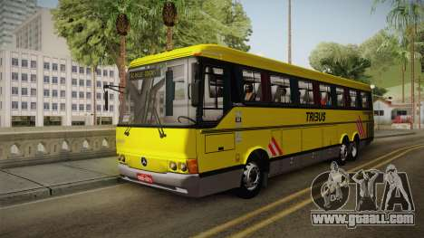 Mercedes-Benz O400 RSD Itapemirim Tribus for GTA San Andreas right view