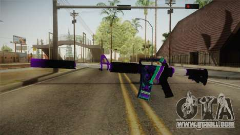 CS:GO - M4A1-S Lince for GTA San Andreas second screenshot
