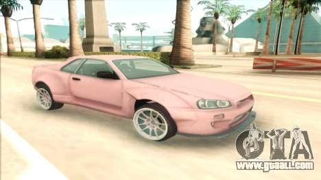 Nissan Skyline R34 RocketBunny for GTA San Andreas