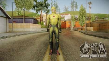 The Flash TV - Reverse Flash v1 for GTA San Andreas second screenshot