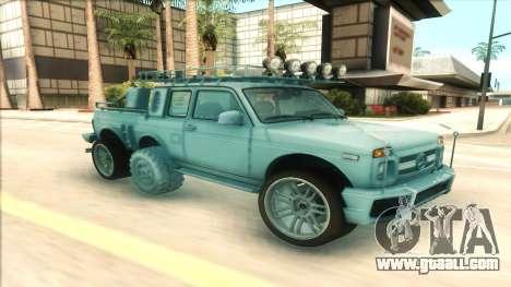 Lada Niva 6x6 for GTA San Andreas