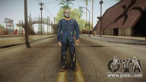 Friday The 13th - Jason v6 for GTA San Andreas second screenshot