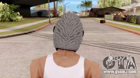 The Gorilla Mask for GTA San Andreas third screenshot