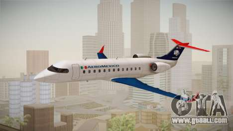 GTA 5 Buckingham Starjet Aeromexico for GTA San Andreas