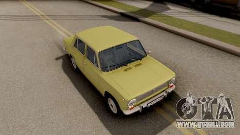 VAZ 2101 Kopeyka Stoke for GTA San Andreas right view
