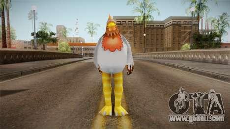 Cox Mascot for GTA San Andreas second screenshot