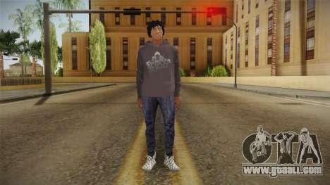 Watch Dogs 2 - Horatio for GTA San Andreas