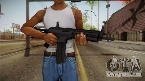 XCR Assault Rifle for GTA San Andreas