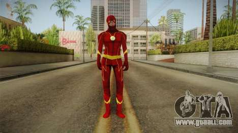 The Flash TV - The Flash 2024 for GTA San Andreas second screenshot