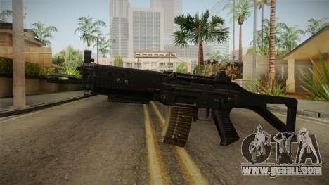 SIG-552 Assault Rifle for GTA San Andreas