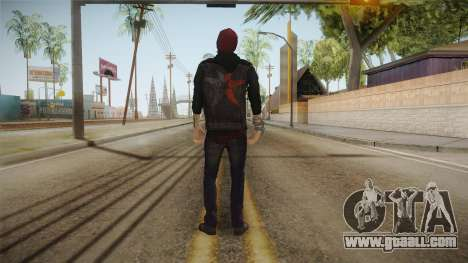 InFAMOUS: Second Son - Delsin Rowe for GTA San Andreas third screenshot