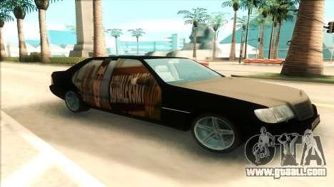 Mercedes-Benz 600 SEL for GTA San Andreas