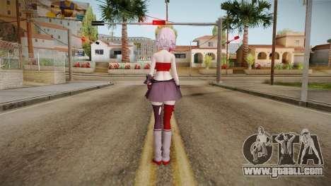 Sakerune Meiko for GTA San Andreas