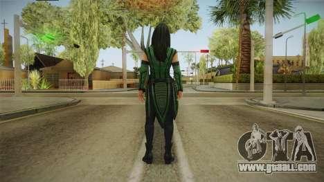 Marvel Future Fight - Mantis for GTA San Andreas third screenshot