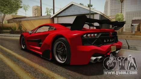 GTA 5 Pegassi Lampo RSC-17B for GTA San Andreas