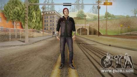 InFAMOUS: Second Son - Delsin Rowe for GTA San Andreas second screenshot
