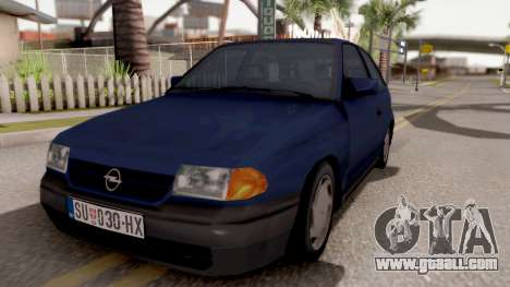 Opel Astra F for GTA San Andreas