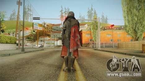 AC: Syndicate - Evie Frye for GTA San Andreas third screenshot