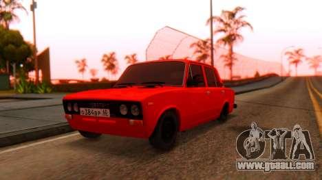 VAZ 2106 Shaherizada 2.0 GVR for GTA San Andreas