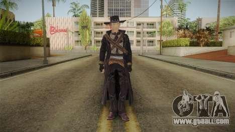 Cowboys & Aliens Daniel Craig for GTA San Andreas second screenshot