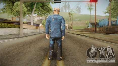 Friday The 13th - Jason v6 for GTA San Andreas third screenshot