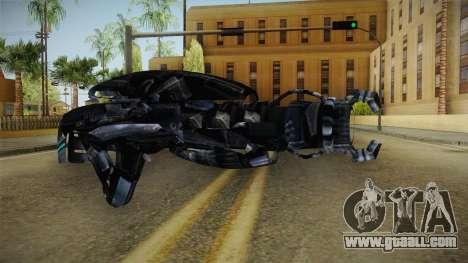 Geth Code Destroyer for GTA San Andreas