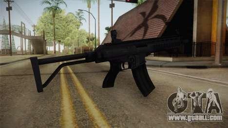 XCR Assault Rifle for GTA San Andreas third screenshot