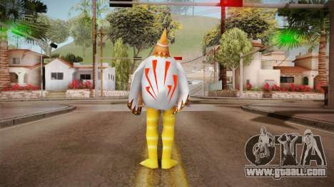 Cox Mascot for GTA San Andreas third screenshot