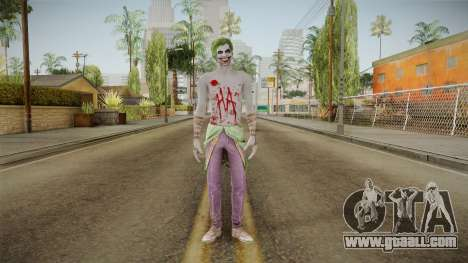 Injustice 2 - The Joker for GTA San Andreas second screenshot