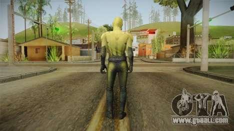 The Flash TV - Reverse Flash v2 for GTA San Andreas third screenshot