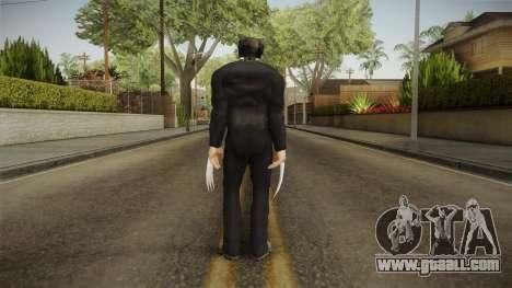 Logan Wolverine v2 for GTA San Andreas third screenshot