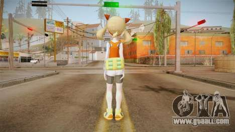 Pokémon ORAS - May for GTA San Andreas third screenshot