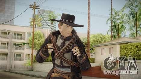 Cowboys & Aliens Daniel Craig for GTA San Andreas