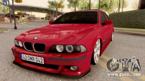 BMW M5 E39 MPOWER for GTA San Andreas