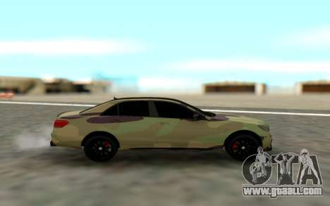 Brabus S63 for GTA San Andreas left view