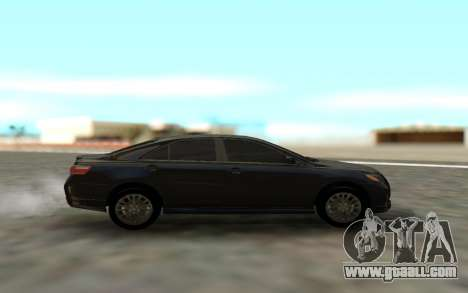 Toyota Camry Sport for GTA San Andreas left view