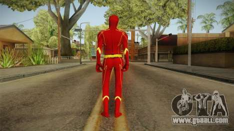 The Flash TV - The Flash 2024 for GTA San Andreas third screenshot