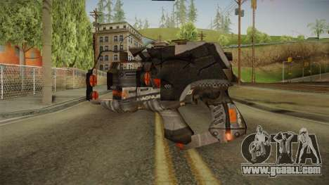 M6 Carnifex for GTA San Andreas second screenshot