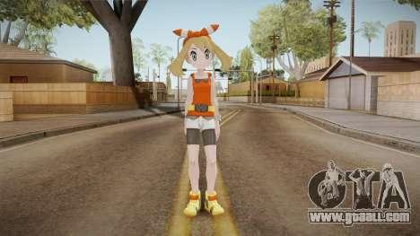 Pokémon ORAS - May for GTA San Andreas second screenshot