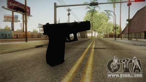 Resident Evil 7 - Glock 17 for GTA San Andreas third screenshot