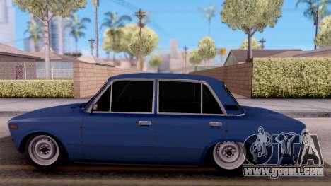 VAZ 2106 BPAN for GTA San Andreas left view