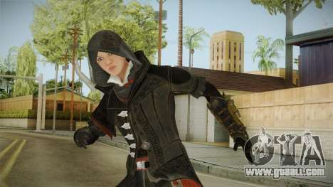 AC: Syndicate - Evie Frye for GTA San Andreas