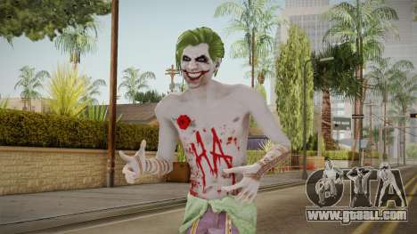 Injustice 2 - The Joker for GTA San Andreas