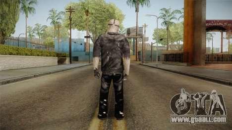 Friday The 13th - Jason v5 for GTA San Andreas third screenshot