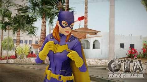 DC Legends - Batgirl for GTA San Andreas