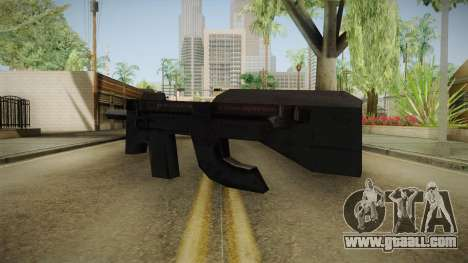 Driver: PL - Weapon 4 for GTA San Andreas second screenshot
