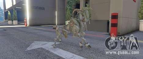 GTA 5 DOG Military Robot 1.0 second screenshot